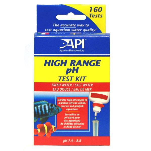 Api High Range pH Test Kit - Imagen 1
