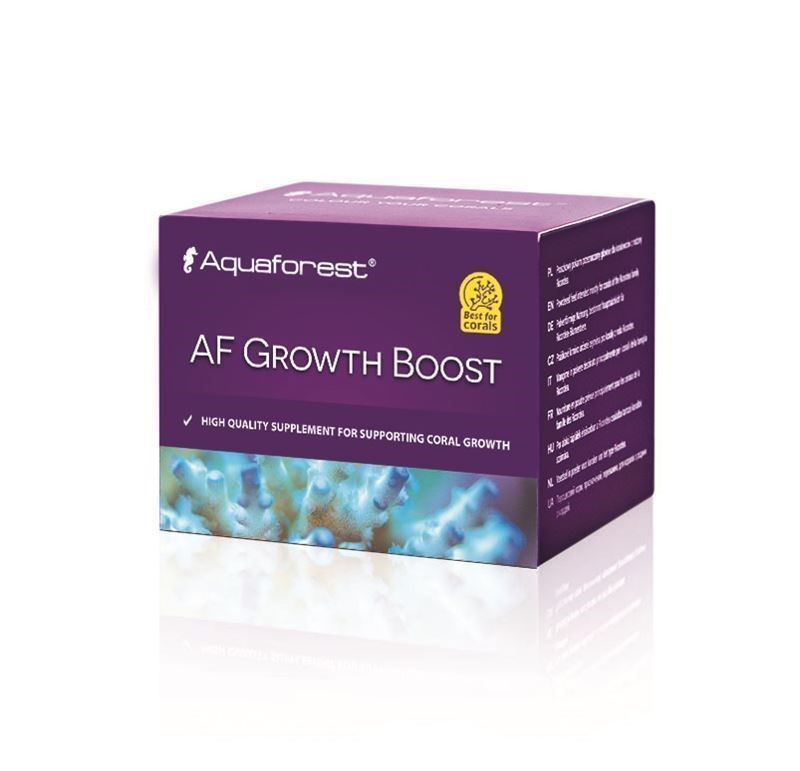 Aquaforest AF Growth Boost 35 g Suplemento alimenticio para corales