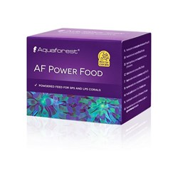 Aquaforest AF Power Food 20 g Alimento para Corales en Polvo - Imagen 1
