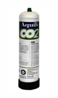 Aquili Bombona CO2 Desechable 500g 11x1.5