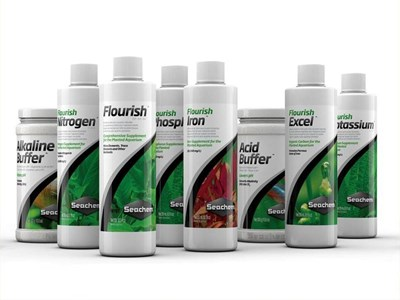 Fertilizantes Aquascaping