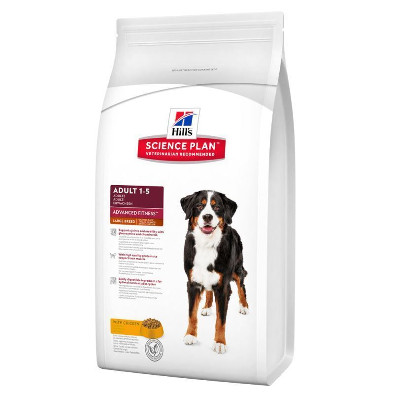 Hill´s Science Plan Canine Adult Large Pollo Razas Grandes 12 Kg - Imagen 1