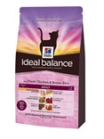 Hill´s Ideal Balance Feline Adult Comida para Gatos con Pollo y Arroz