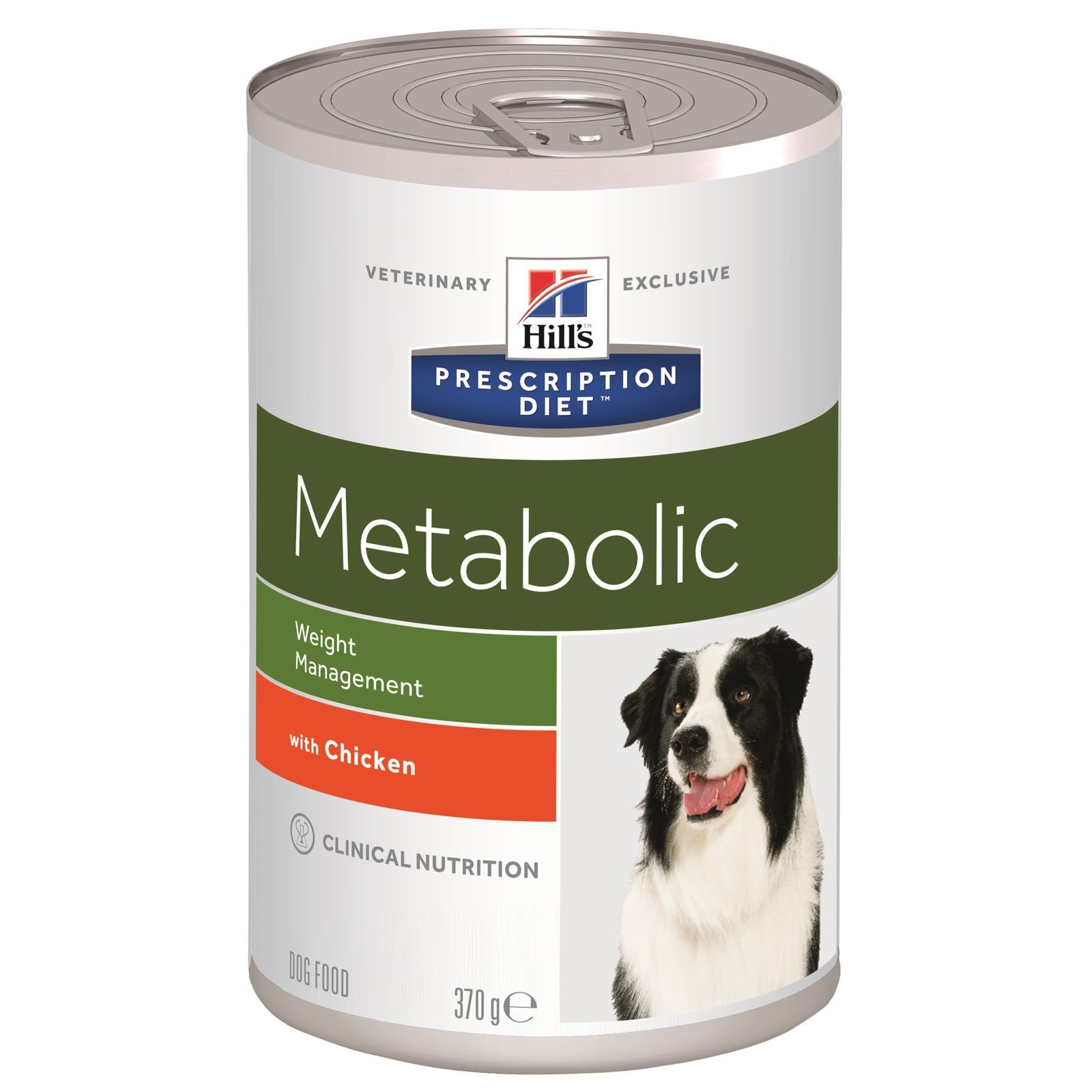 Hill´s Prescription Diet Canine Metabolic Lata 370gr - Imagen 1
