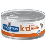 Hill´s Prescription Diet k/d Feline Lata 156 gr Cuidado Sistema Renal en gatos