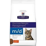 Hill´s Prescription Diet m/d Feline Pienso para control de Sobrepeso y Diabetes en Gatos
