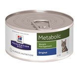 Hill´s Prescription Diet Metabolic Feline para Control de Peso Lata de 156 gr