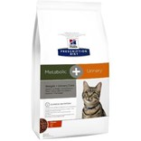 Hill´s Prescription Diet Metabolic+Urinary Feline Control de Peso y Cuidado Sistema Urinario