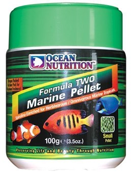 Ocean Nutrition Fórmula Two Marine Pellets Comida para peces